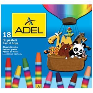 Adel Pastel Boya 18 Renk 4280857000