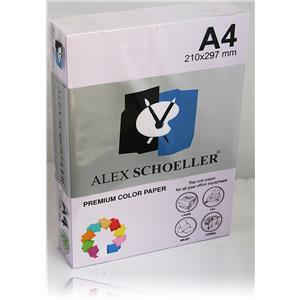 Alexschoellers A4 Fotokopi Kagıd Lila 500'lü