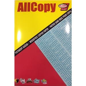 AllCopy A4 Fotokopi Kağıdı 80 gr 500 lü Paket