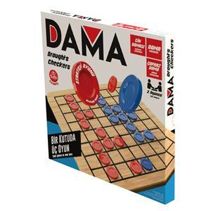 Bu-Bu Games Dama 0019