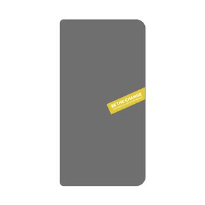 Chumac Özel Tasarım Defter Çizgisiz 9x17,5cm N0084