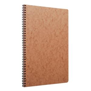 Clairefontaine A4 Kareli Defter 50yp Taba781422