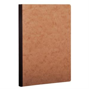 Clairefontaine A4 Kareli Defter Taba 79142