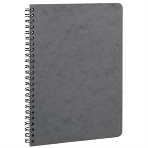 Clairefontaine A5 Kareli Defter 50yp Gri 785325