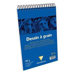 Clairefontaine Dessin A Grain Blok A4 180gr 30y 28