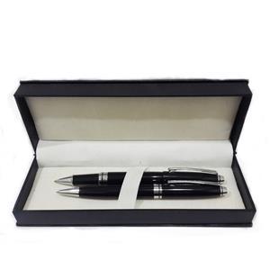 Clkpen Siyah Roller Kalem + Tükenmez Kalem 105