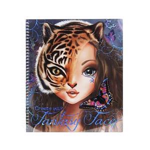 Depesche Top Model Fantasy Yüz Boyama Kitabı 08050