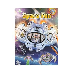 Depesche Uzay Boyama Kitabı Dk04793