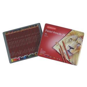 Derwent Pastel Pencil 24lu Teneke Kutu Dw32992
