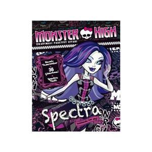 Disney Monster High Spectra Çikartmali Boya Kitabi