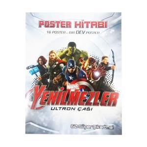 Disney Yenilmezler Ultron Çagi Poster Kitabi
