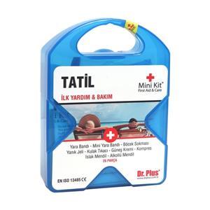 Dr.Plus Mini Tatil Ilk Yardim Ve Bakim Kiti