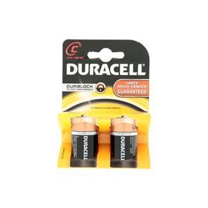 Duracell C Pil Orta Boy 2li