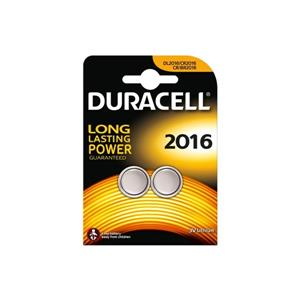 Duracell Düğme Pil 2016 2Li 3 Volt DP2016