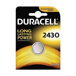 Duracell Düğme Pil 2430 3 Volt
