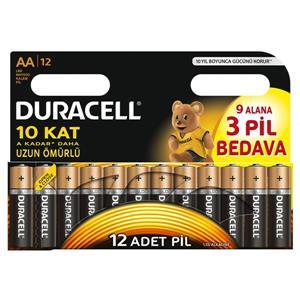 Duracell Kalem Pil 9+3 2A9+3