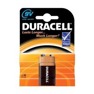 Duracell Pil 9 Volt Lr61