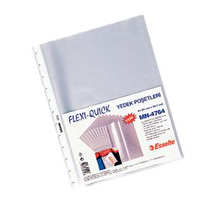 Esselte Flexiquick 10'Lu Sunum Dosyası Yedeği