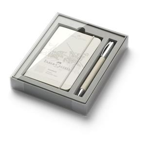 Faber Castell Ambition Opart Bloknot+Kalem Hediye Set 10745