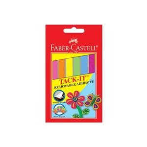 Faber Castell Renkli Tack-It 50gr Creative 5130187094
