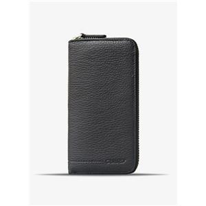 Guard Deri Erkek El Çantası/cüzdanı Siyah Ç-3016S