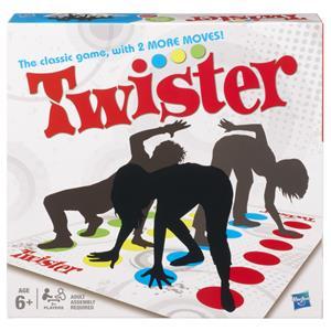 Hasbro Twister (2 Yeni Hareket) Has-98831
