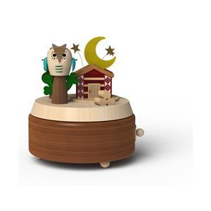 Haustek Wooderfullife Müzik K. Gece ve Baykus