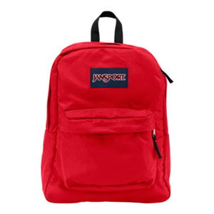 Jansport Superbreak Red Tape Sırt Çantası T5015XP