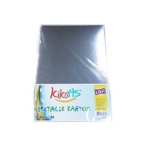Kika Metal Karton 25x35 Karisik 10 Lu