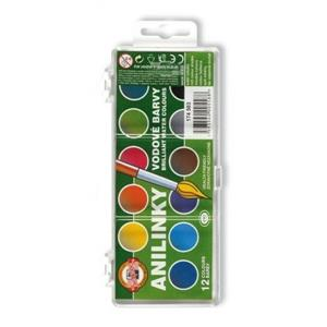 Koh-I-Noor Anilinky Parlak Sulu Boya 12li174503
