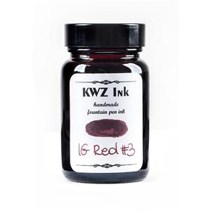 Kwz 1402 Ig Red-3 Iron Gall Mürekkep
