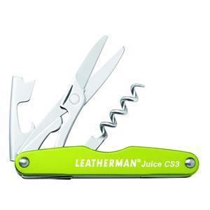 Leatherman Çakı Juice CS3 Moss Green 832371