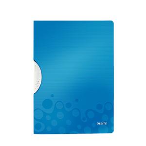 Leitz Klasör Active WOW Colorclip Dosya Metal Mavi
