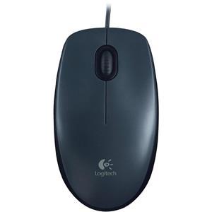 Logitech M90 Usb Optik Mouse Kablolu 1000dpi Siyah