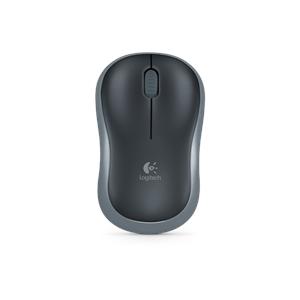 Logitech Wrl Mouse Optik M185 1000dpi Gri-Siyah.
