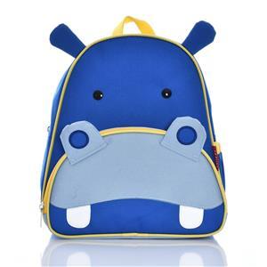 Lullaby Anaokul Çantası Hipopotam LBY-39