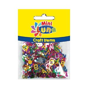 Luna Mini Craft Items Glitters 6-8mm 7gr 0620918