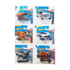 Mattel Hotwheels Araba Seti, Tekli