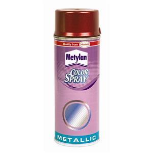 Metylan Sprey Boya Metalik Kirmizi 400 Ml.
