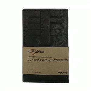 Moii Kredi Karti Cüzdani 8 Cepli Koyukahve M002624