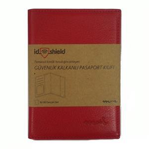 Moii Pasaport Cüzdani Deri Kirmizi M002592