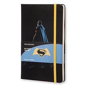 Moleskine Defter Le Batman Vs Süperman L Boy Cizgl