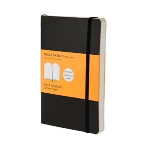 Moleskine Ruled Notebook-Çizgilidefter Cepboy 7100