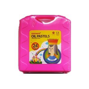 Monami 24c-Pk Oil Pastel Boya