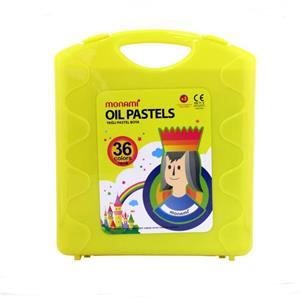 Monami 36c-Pk Oil Pastel Boya