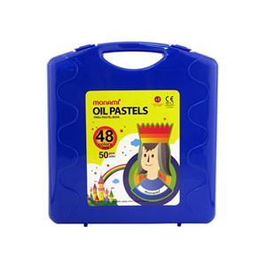 Monami 48c-Pk Oil Pastel Boya