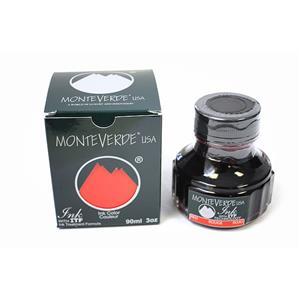 Monteverde Sise Mürekkep 90ml Kirmizi G308rd