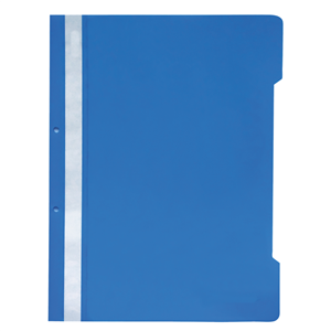 Noki Eco Plastik Telli Dosya 50 Li Mavi 4828-130