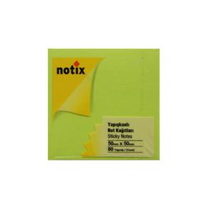 Notix Neon Yesil 80 Yp 50x50