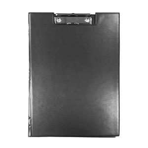 Wole A4 Pvc Kapakli Sekreterlik Siyah 2290-3